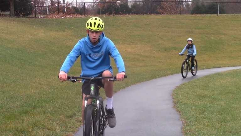 Riding for Focus helps middle school students succeed in class