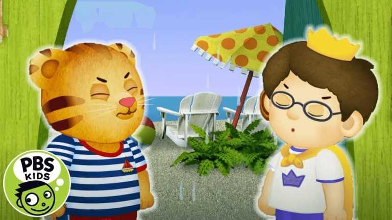 Daniel Tiger's Neighborhood | Take a Deep Breath! | PBS KIDS
