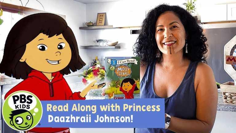 Crane Song   Molly of Denali READ ALONG!   PBS KIDS