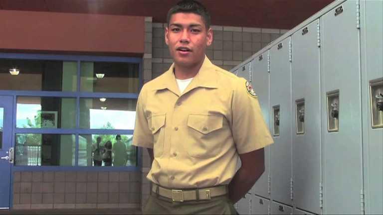 Diego Sanchez, Desert Pines High School