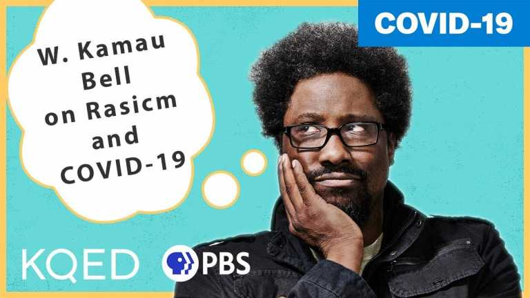 Exclusive Clip: W. Kamau Bell On Coronavirus and Racism