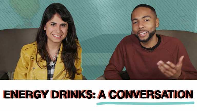 Energy Drinks: A Conversation