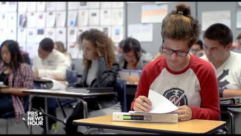 Homeless, transgender immigrant teen finds hope in education