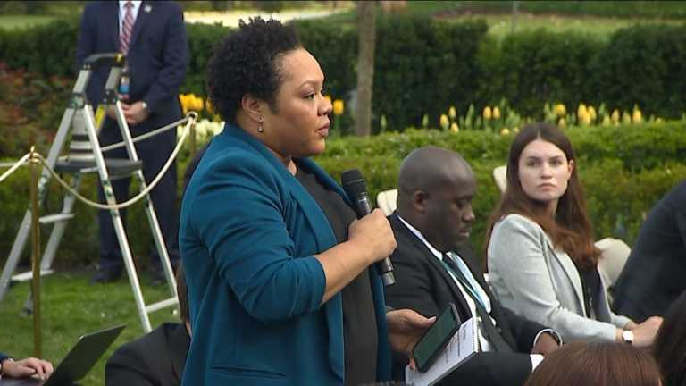 Yamiche Alcindor to student journalists: Stay the course
