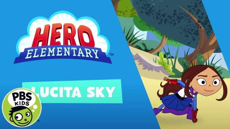 Hero Elementary | Meet Lucita Sky! | PBS KIDS