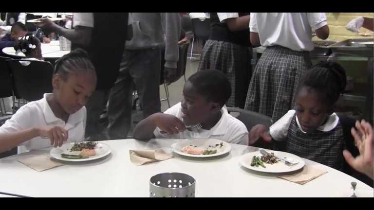 Food fight: Newark school battles USDA to keep family-style food program