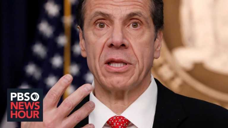 WATCH LIVE: New York governor gives coronavirus update — May 18, 2020
