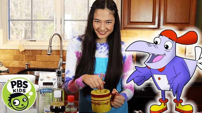 Cyberchase   How to Make a Mug Cake!   PBS KIDS