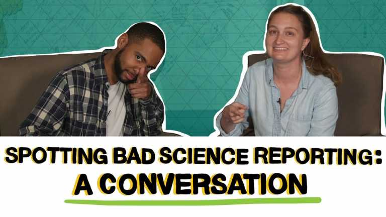 Analyzing Science News: A Conversation
