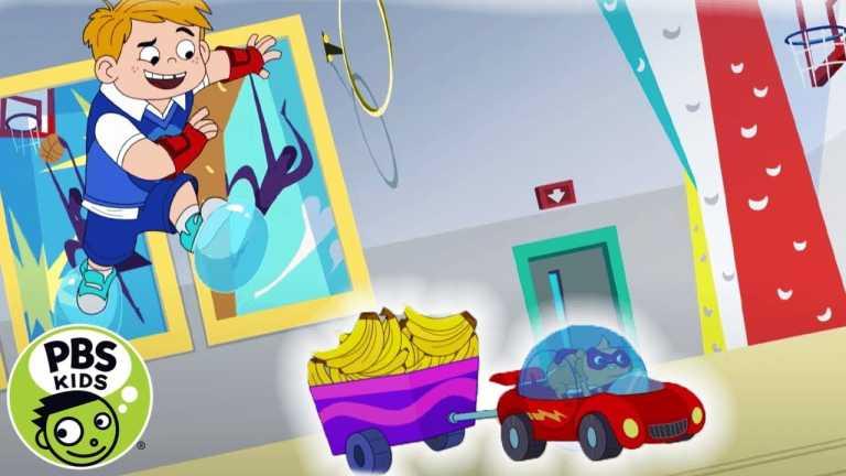 Hero Elementary   Sneak Peek: Catch the Banana Bandit!   PBS KIDS