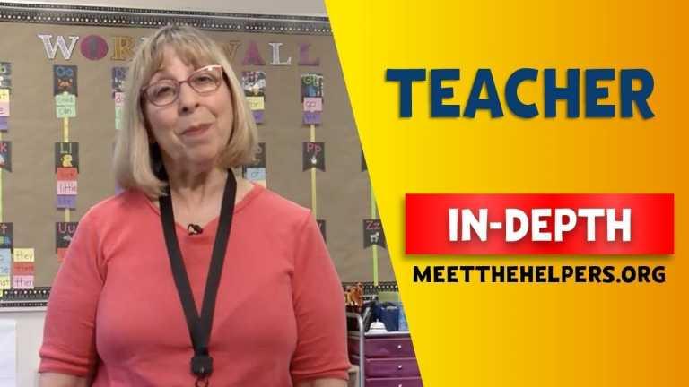 In-Depth: Teacher
