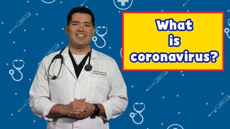 What is Coronavirus? | How Children Can Help