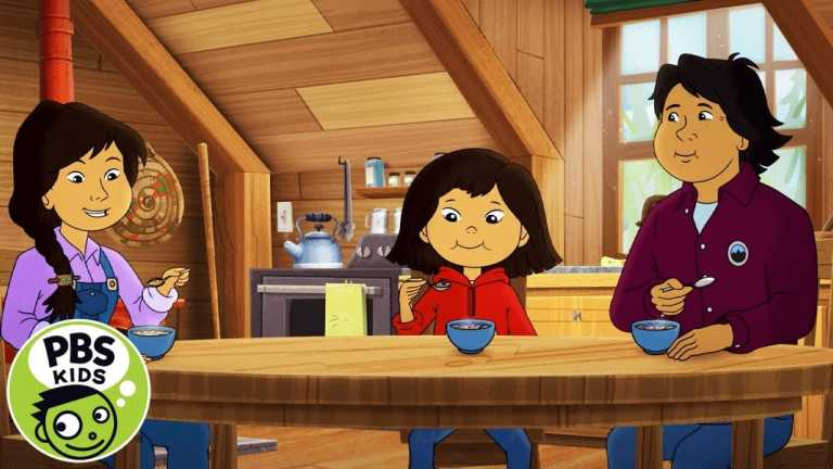 Molly of Denali   Being with Family!   PBS KIDS