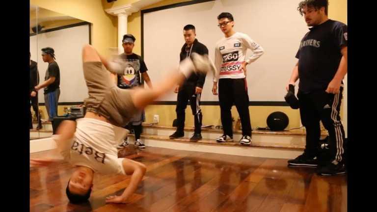 Breakdance brotherhood