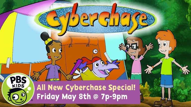 Cyberchase   Go on a Friendship Retreat!   PBS KIDS