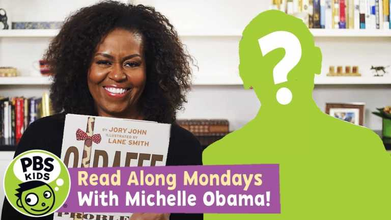 READ ALONG with Michelle Obama & Her Special Guest! | PBS KIDS
