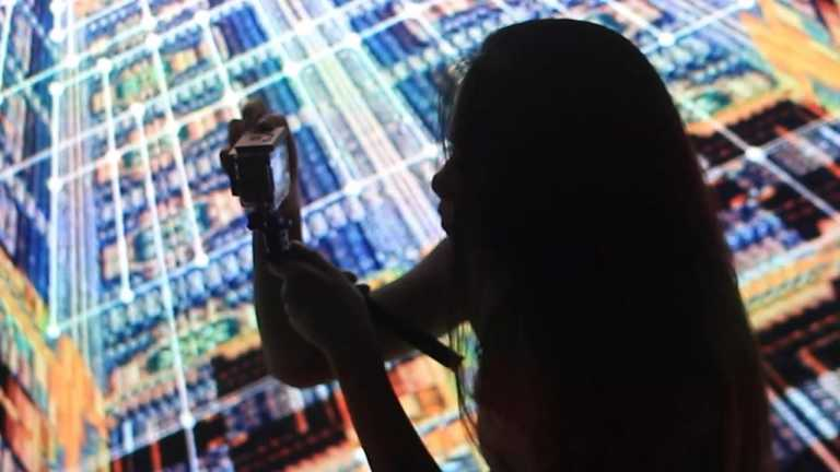 Technology and art intersect at ARTECHOUSE