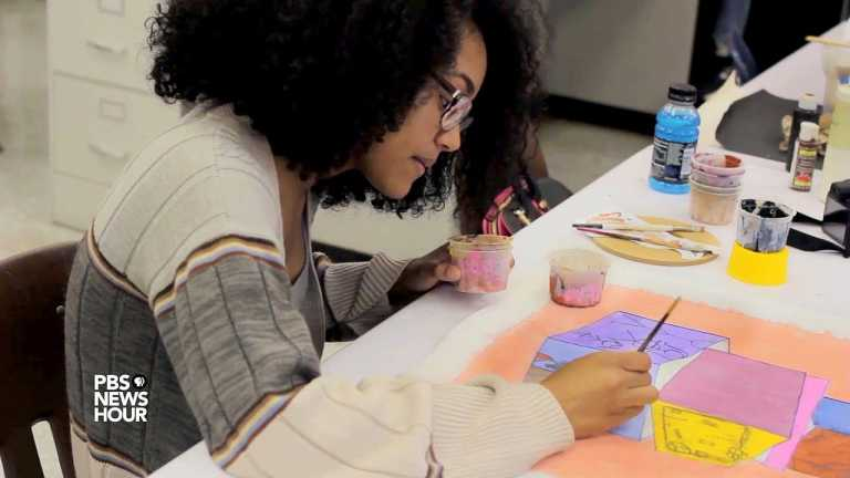 'Art saved my life': how art integration lifts Miami students out of poverty