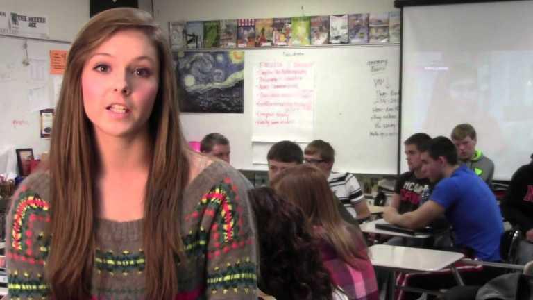 Amelia Sark, Richwood High School