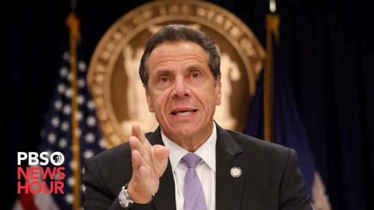 WATCH: New York Governor Andrew Cuomo gives coronavirus update — May 26, 2020