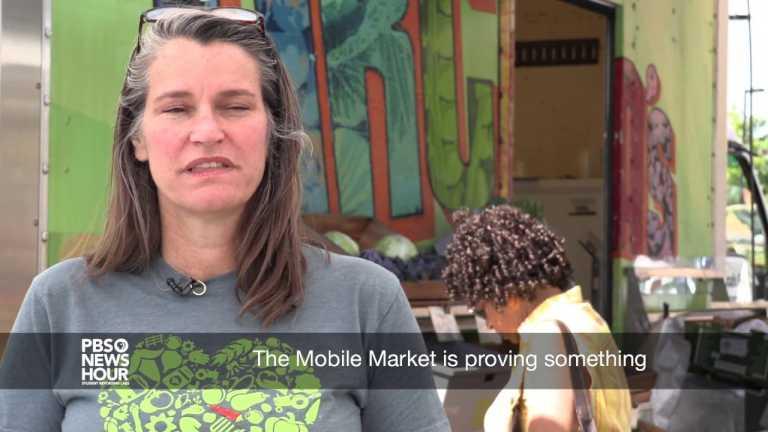 Bringing Fresh Produce to DC's Food Deserts