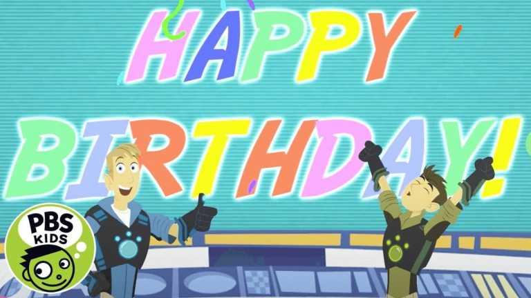Happy Birthday from the Wild Kratts! | PBS KIDS