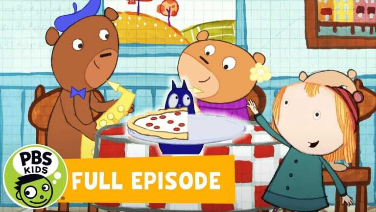 Peg + Cat FULL EPISODE | The Pizza Problem / The Pizza Pirate Problem | PBS KIDS