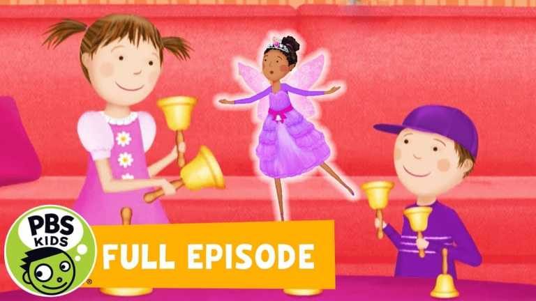 Pinkalicious & Peterrific FULL EPISODE | Invasion of the Flutterbugs/ Ballet of the Bells | PBS KIDS