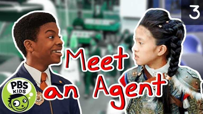 OddTube | Meet an Agent from Around the Globe | PBS KIDS