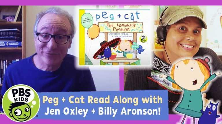 The Lemonade Problem | Peg + Cat Read Along! | PBS KIDS