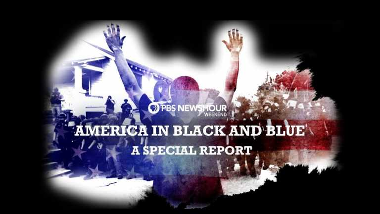 America in Black and Blue 2020
