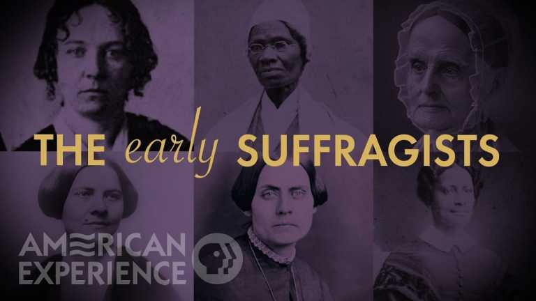 The Early Suffragists | The Vote | American Experience | PBS