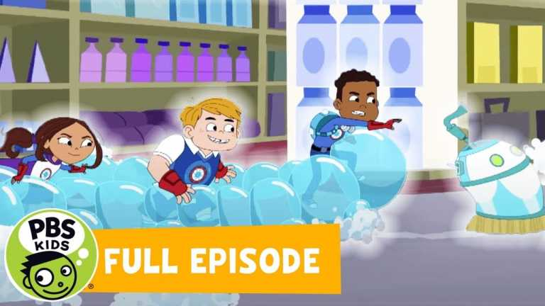 Hero Elementary FULL EPISODE | Monster Hunters / A Soapy Situation | PBS KIDS