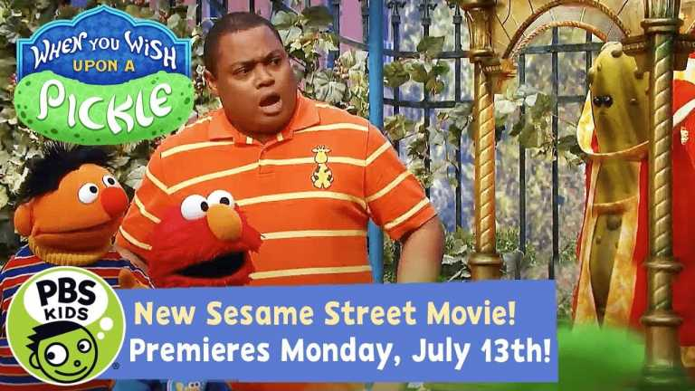 New Sesame Street Movie! | When You Wish Upon a Pickle! | PBS KIDS