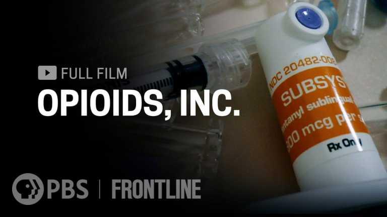 Opioids, Inc. (full film) | FRONTLINE
