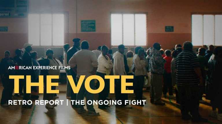The Ongoing Fight | The Vote | Retro Report | American Experience | PBS
