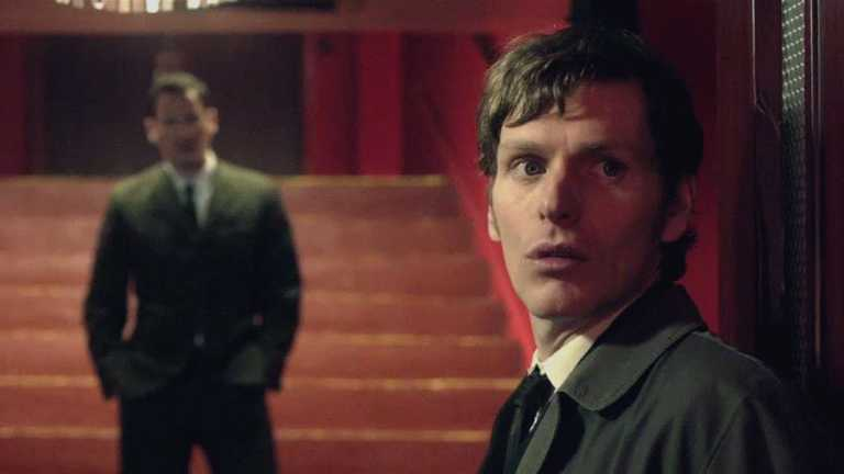 A Scene from Endeavour: Home