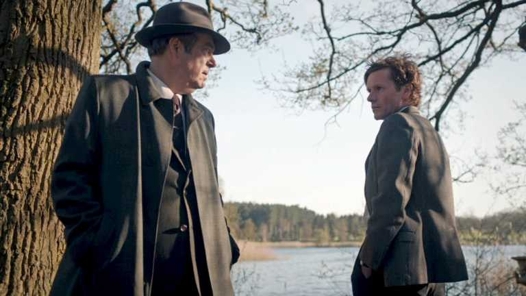 Endeavour, Season 3: Morse & Thursday