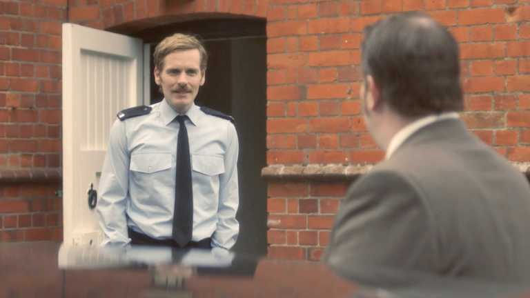 Endeavour, Season 6: Episode 1 Scene