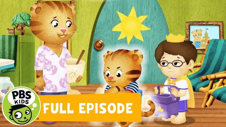 Daniel Tiger's Neighborhood FULL EPISODE | Daniel Gets Mad / Katerina Gets Mad | PBS KIDS