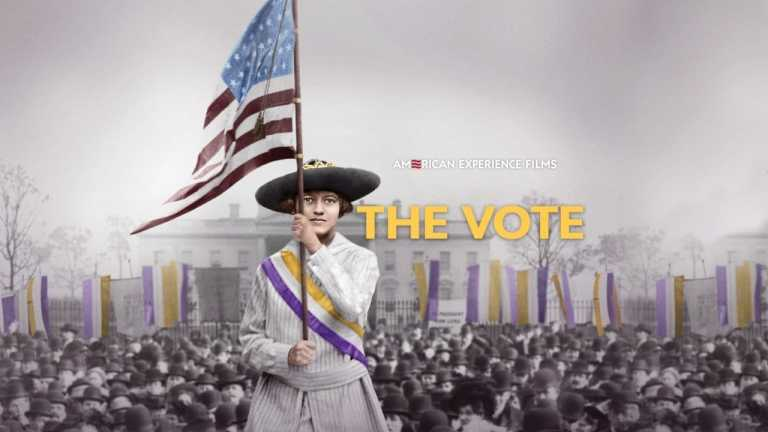 """The Vote: A Conversation on Women's Suffrage""  With Special Guest Secretary Hillary Rodham Clinton"