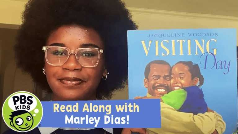 READ ALONG with MARLEY DIAS! | Visiting Day | PBS KIDS
