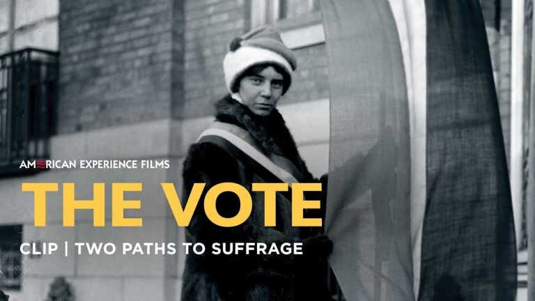 Two Paths to Suffrage | The Vote | American Experience | PBS