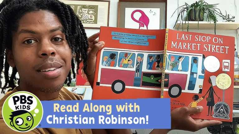 Last Stop On Market Street   Read Along with Christian Robinson!   PBS KIDS