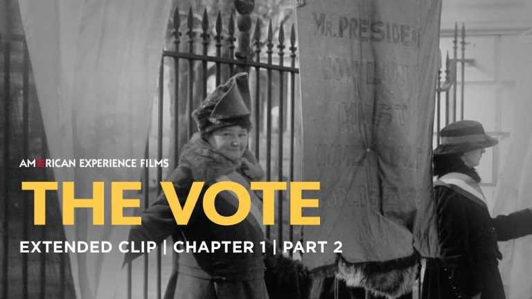 Chapter 1 | Part 2 | The Vote | American Experience | PBS