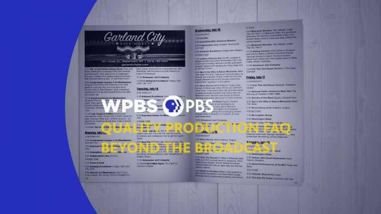 QP FAQ Beyond the Broadcast