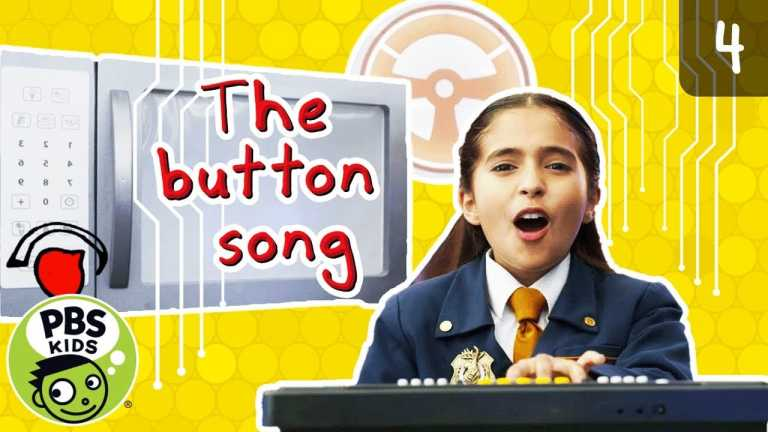 OddTube | The Button Song | PBS KIDS