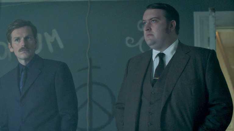 Endeavour, Season 6: Episode 4 Scene