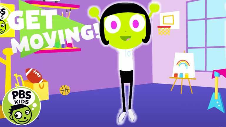 PBS KIDS: Get Moving! | Reach for the Stars