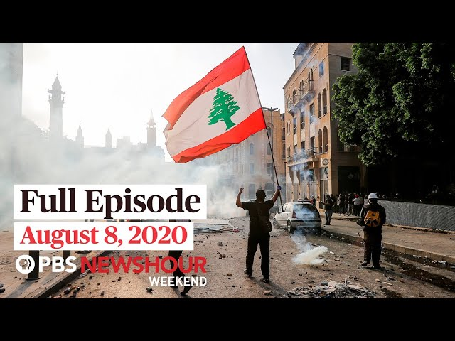 PBS NewsHour Weekend Full Episode August 8, 2020